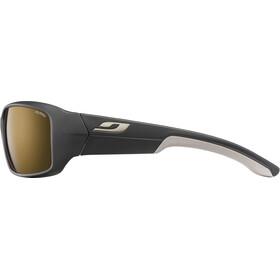 Julbo Run Polarized 3 Zonnebril Heren, matt black/grey/brown